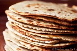 Clean Eating Quinoa Tortillas #tortilla #recipe #mexicanfood #dinner #lunch
