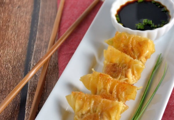 Authentic Chinese Dumplings #dumplings #dinner #recipe
