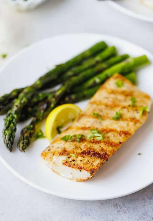 Easy Grilled Mahi Mahi Recipe #grilled #fish #grill #dinner #recipe