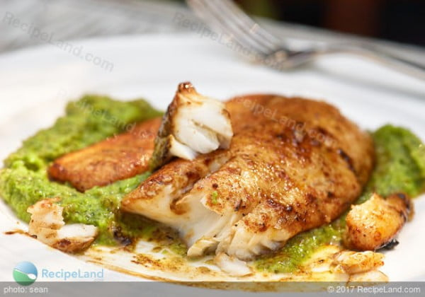 Great Grilled Flounder #grilled #fish #grill #dinner #recipe