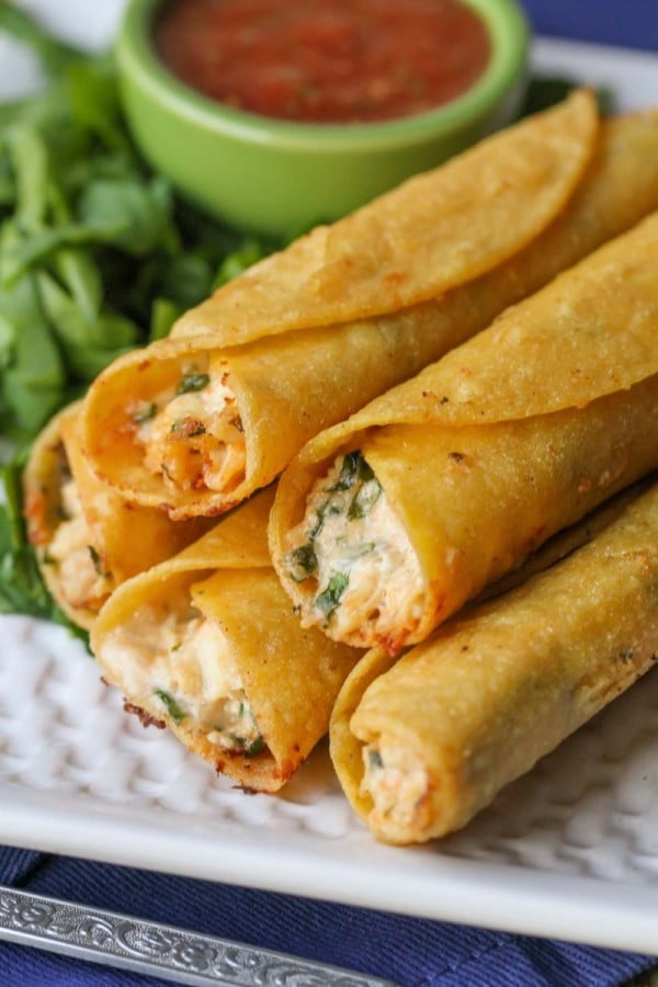 Vegetarian Taquitos #taquitos #mexican #mexicanfood #snack #lunch #recipe