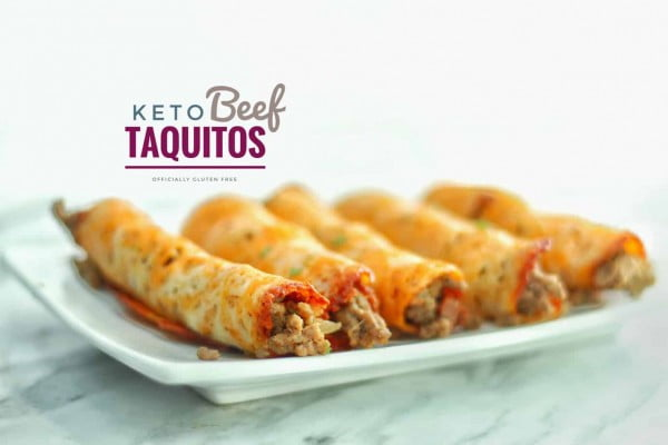 Keto Beef Taquitos #taquitos #mexican #mexicanfood #snack #lunch #recipe