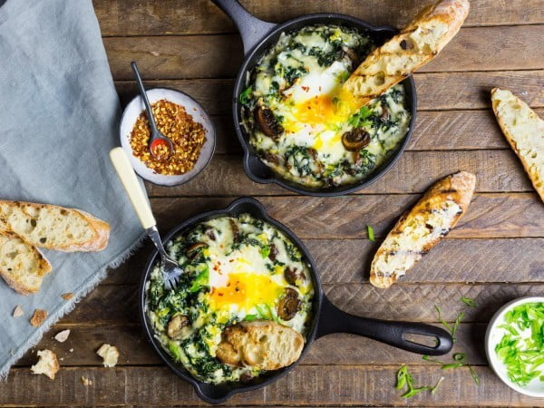 23 Best Baked Eggs Recipes That Put Breakfast on Steroids