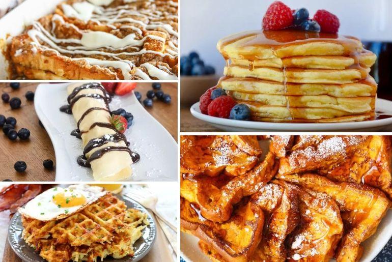 122 Best Sweet Breakfast Recipes